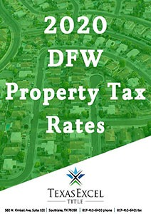 2020 DFW Property Tax Guide